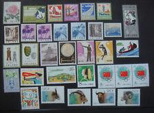 China 1960s/90s Mnh mint selection