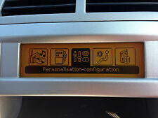 Peugeot 207,307,407,308 & Citroen C2,C3,C4,C5,C8 Multifunction Display screen