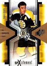 2006-07 SPx SPxcitement #10 Phil Esposito