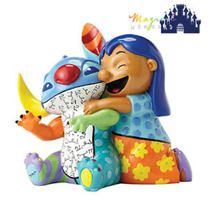 Disney By Britto Lilo & Stitch Figurine (RS)