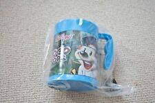 Coco pops blue plastic childrens cup