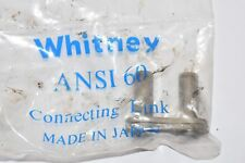 Lot of 4 NEW Whitney ANSI 60 Chain Connecting Link