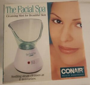 Conair Beauty Essentials - The Facial Spa - Cleansing Mist for Beautiful Skin