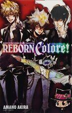Katekyo Hitman Reborn Official Visual Art Book REBORN Colore! Japan Book w/o OBI