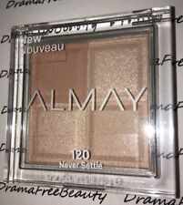 Almay Shadow Squad Eyeshadow Quad 120 *NEVER SETTLE* Nude Natural New & Sealed