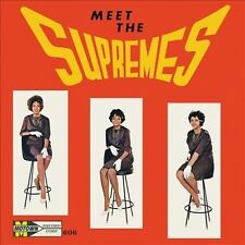 Meet the Supremes [Expanded Edition] (CD, 2 Discs, Motown-Diana Ross