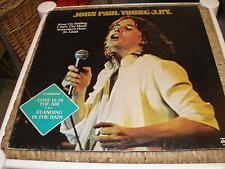 """** Lp John Paul Young """"J.P.Y """" DERBY DBR 20039  **"""