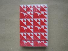 QANTAS Logo Pattern airlines playing cards