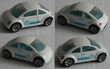 """Matchbox – VW Concept 1 / New Beetle weiß / bedruckt """"VW"""""""
