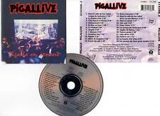 "PIGALLE ""Pigallive"" (CD) 1992"