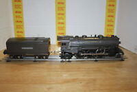 Lionel O GAUGE WORKING 224 E 2-6-2 LOCOMOTIVE WITH WORKING WHISTLE TENDER
