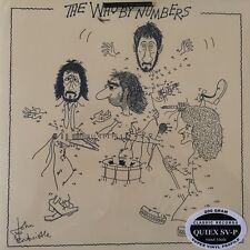 The Who  - The Who By Numbers - 200g Classic Records QUIEX SV-P Vinyl