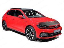 Bonnet Bra VW Polo 6 VI Typ AW Bj. ab 2017 Steinschlagschutz Haubenbra Tuning