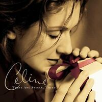 CELINE DION These Are Special Times CD BRAND NEW Christmas Album