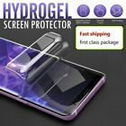 [2PK] For OnePlus 9 Pro 8T 8 Pro 7 Nord Full Cover Hydrogel TPU Screen Protector