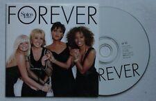 Spice Girls Forever UK 2000 ADV cardcover CD