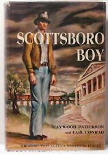 SCOTTSBORO BOY Haywood Patterson Black History Court Case Rape Negro Alabama