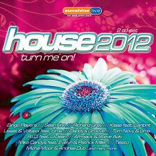 CD House 2012/2 von Various Artists  2CDs