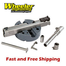 Wheeler Engineering Universal Gunsmithing Bench Block - Firearm Assemble 672215