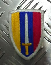 Genuine US Military or NATO Embroidered Insignia Patch / Sew on Badge UMBA05