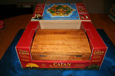 Settlers of Catan Knights and Cities 3D Collector's Edition - VERY RARE