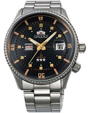 ORIENT Watch Sporty KING MASTER Black WV0021AA Men's Made in Japan F/S