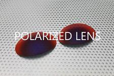 LINEGEAR Custom Lens for Oakley Romeo 1 - Red Mirror Polarized [R1-RM-POLA]