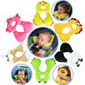 Baby Kids Head Neck Support Pillow Headrest Travel Car Seat Cushion U Shaped New