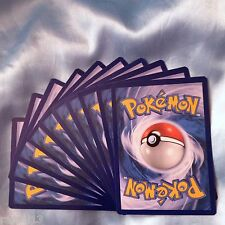 10 Genuine Pokemon Cards - Random Mini Lot includes 1 Trainer + 1 Rare card!