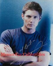 SUPERNATURAL Jensen Ackles / Dean SIGNED Autographed 8x10 Color Photo