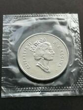*** CANADA  25  CENTS  1998 W  ***  SEALED  PROOF  LIKE  *** BETTER  DATE  ***