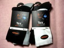 4 paires de chaussettes Taille 39/42 Respirantes anti odeurs