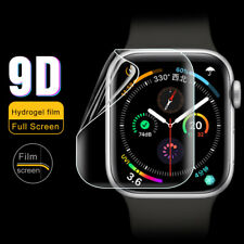 9D Soft Hydrogel Film Screen Protector Curved For iWatch Apple Watch 5 4 3 2 1