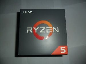 AMD Ryzen 5 2600 Processor / CPU with Wraith Stealth Cooler
