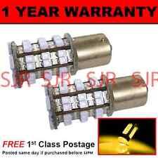 382 1156 BA15S P21W AMBRA 48 LED Posteriore Indicatore Lampadine X2 Bright ri202202