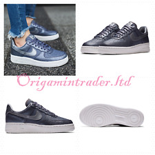 Nike Air Force 1 Obsidian White Athletic Shoes 315122 415