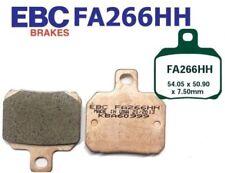 EBC Forros De Freno Pastillas De Freno FA266HH TRASERO APRILIA RSV 1000 R 04-08
