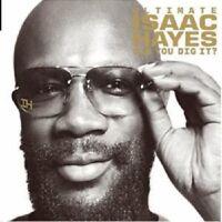 """ISAAC HAYES """"ULTIMATE ISAAC HAYES"""" 2 CD NEW+"""