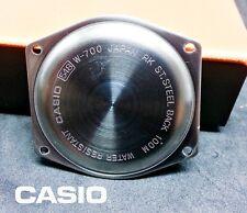 VINTAGE TAPA (CASE BACK)  CASIO FOR CASIO W-700 NOS
