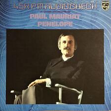 AUDIOPHILE 45RPM PAUL MAURIAT Le Grand Orhcestra de Paul Mauriat Penelope 45S-1