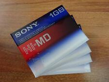 SONY 1 GB Hi-MD  für Hi-MD-Player    (HMD1G) - NEU !