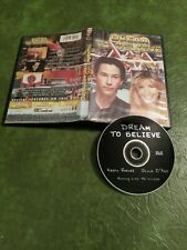 Dream to Believe (DVD) Keanu Reeves & Olivia D'Abo