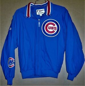 CHICAGO CUBS ON-FIELD JACKET AND CAPS PACKAGE --- (Inventory number 12-057)