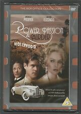 POWER PASSION & MURDER Michelle Pfeiffer DVD sealed/new