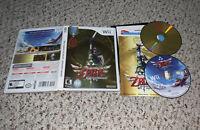 Legend of Zelda Skyward Sword w/ Bonus Soundtrack CD (Nintendo Wii)
