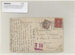 US - Used Postcard Lot # 48