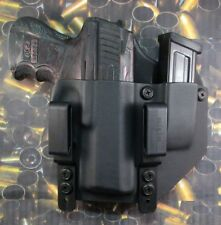 Hunt Ready Holsters: H&K P30 SK IWB Combo Gun Holster with extra Mag Carrier