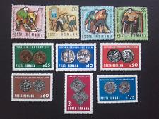 1970 - Romania - Various Series , Mi.2820 - 2823, 2850 - 2855  MNH