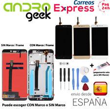 Pantalla LCD Xiaomi Redmi 4X  de 5 pulgadas + TÁCTIL + MARCO (opcional). 24h