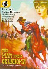 Man From Oklahoma DVD Dorado Films 1964 Jaime Jesús Balcázar Spaghetti